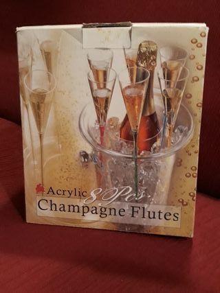 Copas champagne+Cubitera+Soporte Nuevo