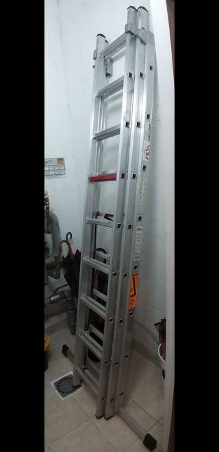 Escalera Profesional /3Tramos/