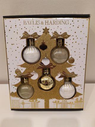 Set Navidad Baylis & Harding