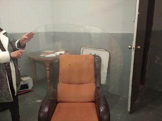 cristal de mesa de noventa