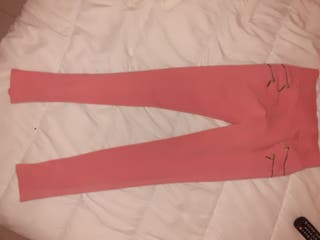 leggins rosa talla s