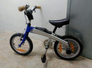 """Bicicleta de 14"""" BMW"""