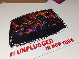 vinilo Nirvana MTV Unplugged