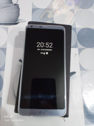 LG G6 en impecable estado