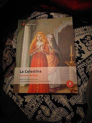 """libro """"La celestina"""""""