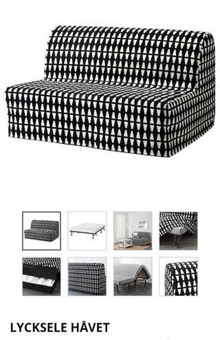 Sofá-cama doble