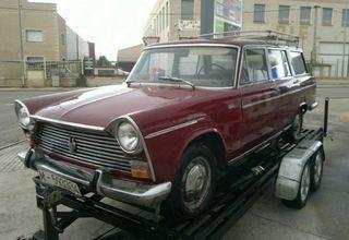 SEAT 1500 ranchera 1967
