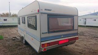 caravana hobby Classic