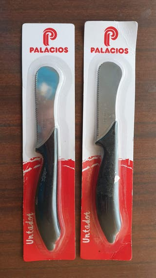 Cuchillos untadores