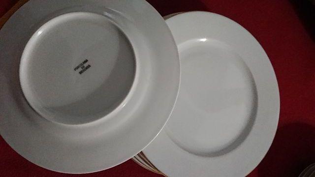 platos porcelana excelente calidad