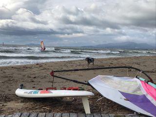 Tabla de Windsurf Mistral de 2,90m y 4,20m
