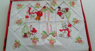 mantel de Navidad nuevo