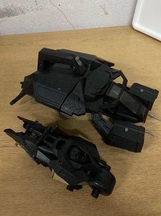 N89- Nave y moto Batman.