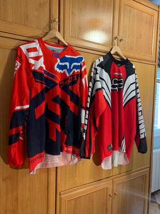 Camisetas traje motocross/enduro Fox