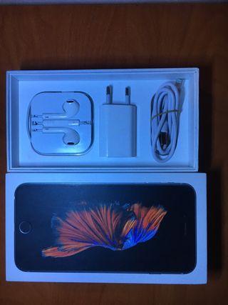 IPhone 6s Plus 64 Gb y Samsung J6 plus 32 Gb