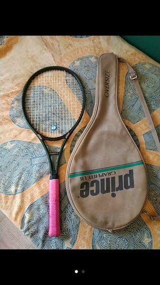 Vendo raquetas PRINCE