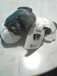 Peluche de perro( the dog) nuevo.