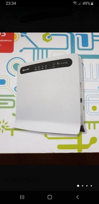 Router Huawei Flybox 4G B593