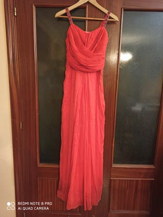vestido largo fiesta 36