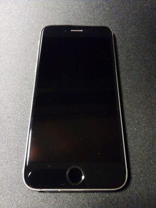 Iphone 6S 32gb negro con funda bateria de regalo