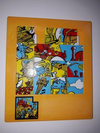 Puzzle laberinto años 70 80 colección juguete..