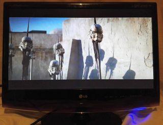 "TV / MONITOR 22"" LG Flatron"