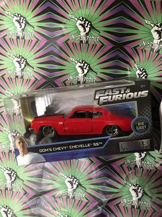FAST AND FURIOUS 1970 CHEVY CHEVELLE SS 1.43