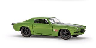FAST AND FURIOUS 1973 CHEVY CAMARO 1:43