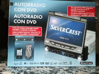 vendo radio DVD