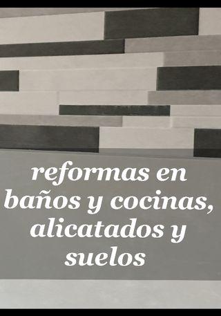 Reformas y varios servicios *todo Madrid y Toledo*