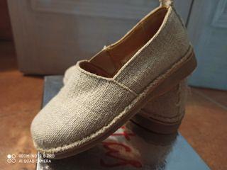 zapatos de niño número 25