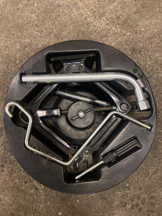 Fiat 500 kit rueda