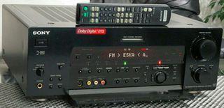 Home Cinema Sony DTR-DB830 (Más foto audio y video en mi perfil