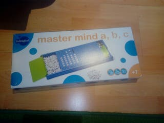 juego Master mind letras