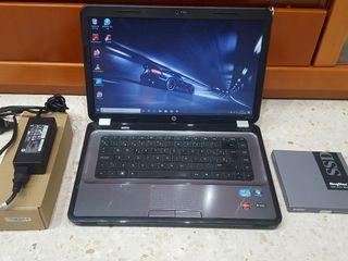 ORDENADOR PORTATIL HP G6 i5 8GB/SSD480/HDMI