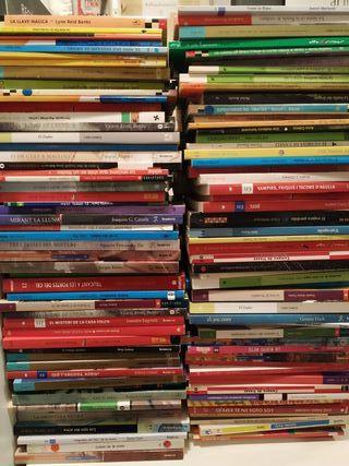 Libros juveniles e infantiles variados