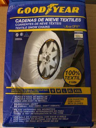 Cadenas Textil Nieve Good Year Talla M