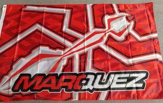 Bandera Marc marquez