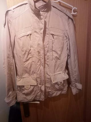 chaqueta zara woman