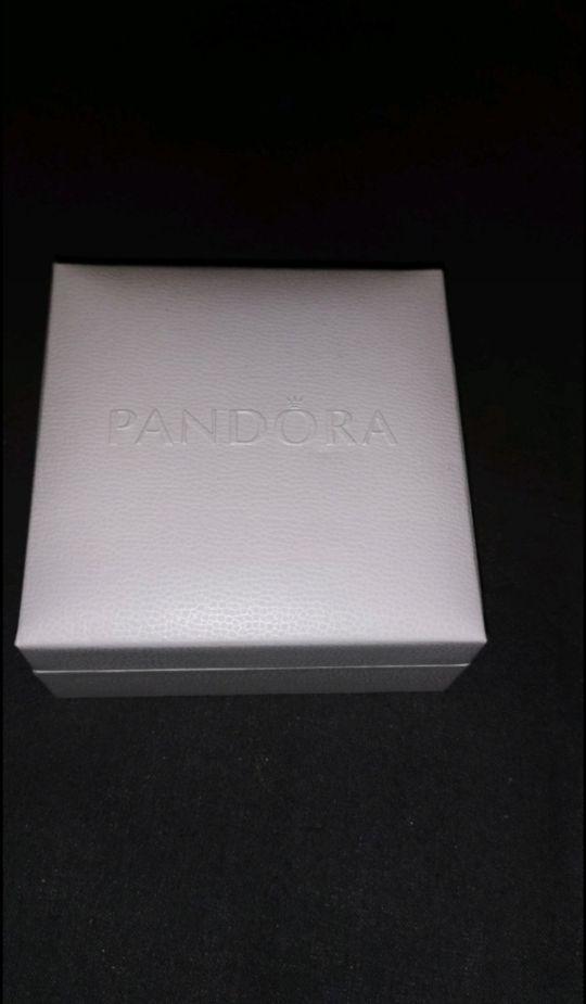 Pulsera Pandora Plata Con 3 Charms  De Segunda Mano Por 90