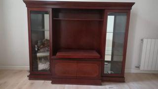 Mueble del salón marca Hurtado. Clásico.