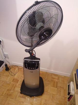 ventilador con humidificador saivod