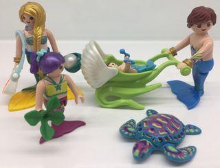Playmobil - Sirenas