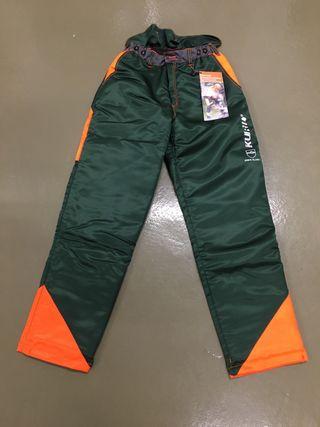 Pantalones de motosierra anticorte Clase 1