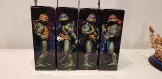 tortugas ninja neca 1990 tmnt 19cm