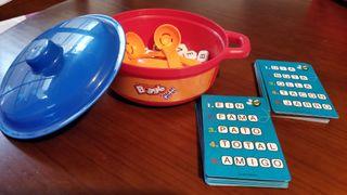 Juego de mesa Boggle sopa de letras