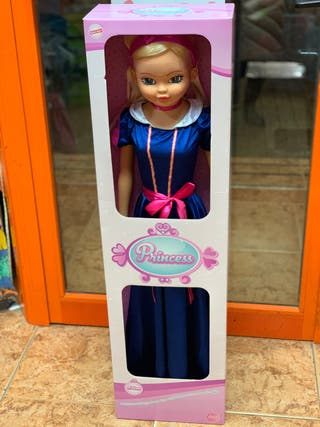 Muñeca princesa 105 cm articulada (Falca) . REPOS