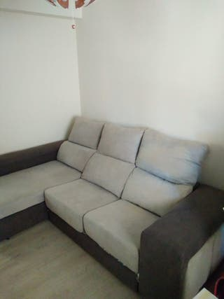 sofá cheslong 3 plazas