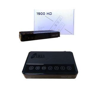 Iris 1900 HD-Receptor de TV por Satélite