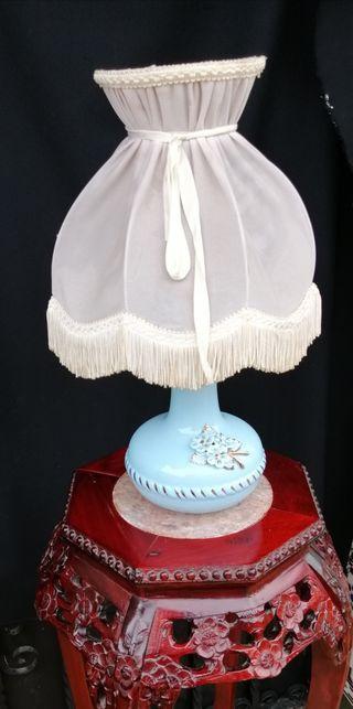lámpara sobremesa vintage años 60 lamparita